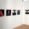 Untouchable Face - Installation view from Gallery Realis 2011
