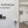 X-konservoidut Pesula galleriassa 2019