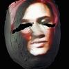 Mask - Installation viewMask - Installation view Wonderbar, Berlin Germany 2008.