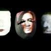 Mask - Installation view Wonderbar, Berlin Germany 2008.